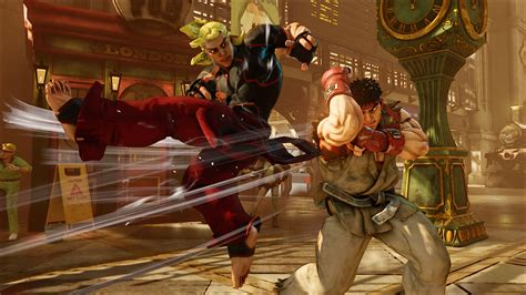 Bd Ps4 Fighter5 Spesial Shoryuken Edition fighter v list of combos for beta characters