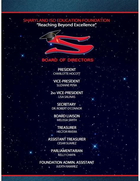 edmodo board of directors board of directors sharyland isd