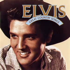 copertina cd elvis presley great country songs front