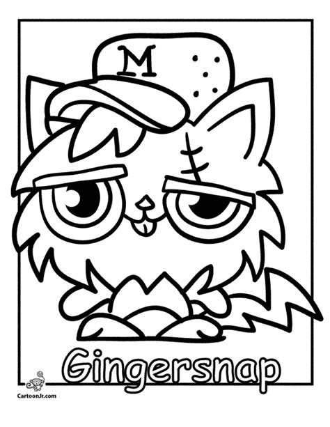 moshi monsters coloring pages printable free coloring pages of moshi monsters