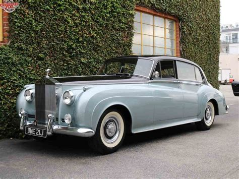 Rolls Royce For Sale by 1959 Rolls Royce Silver Cloud For Sale Classiccars