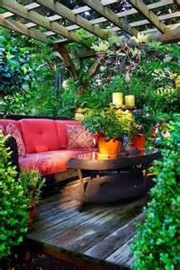 schöner garten fotos chestha balkon dekor bepflanzen