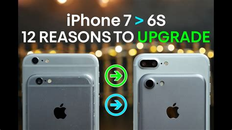 iphone 7 vs 6s 12 reasons to upgrade to iphone 7 doovi