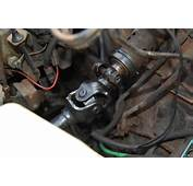 Replacing The Lower Steering Shaft Bearing And