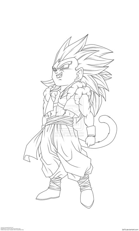 dragon ball z gotenks coloring pages super vegito and gogito in gotenks in goku and vegit