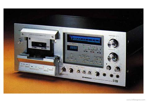 stereo cassette deck pioneer ct f1250 manual stereo cassette deck hifi engine