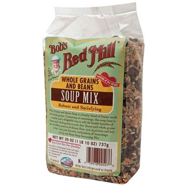whole grains buy buy bob s mill whole grains and beans soup at well ca