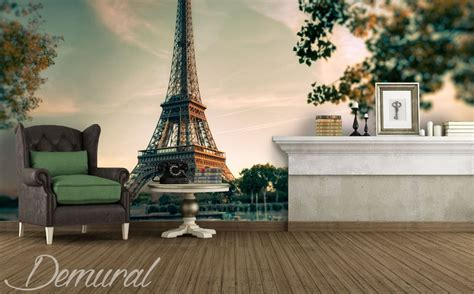 Wall Murals Eiffel Tower The Eiffel Tower Eiffel Tower Wallpaper Mural