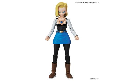 Bandai Figure Rise Standard Android 18 figure rise standard android 18 model kit