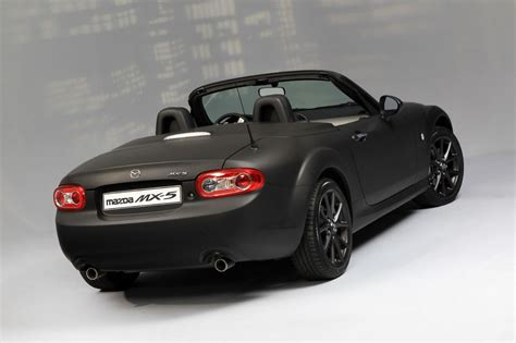 mazda mx5 black et mat mazda mx black