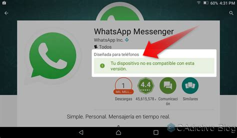 whatsapp messenger for android tablets como instalar whatsapp messenger en cualquier tablet android conocimiento adictivo