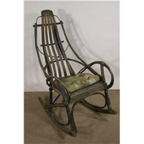 Vine Chair by Vine And Oak Slat Rocking Chair