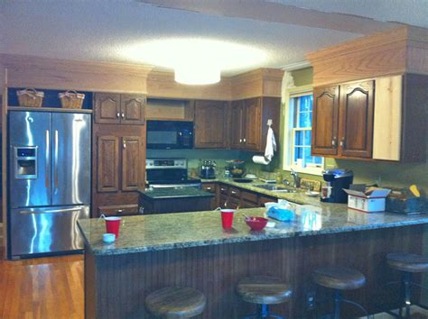 How To Paint Kitchen Ceiling by Cabinet Painting Nashville Tn Kitchen Makeover