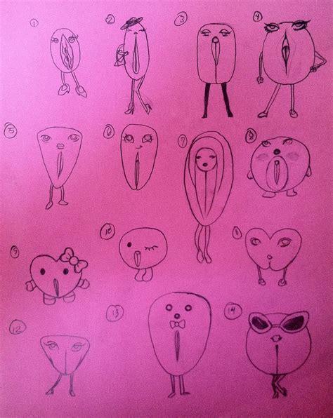 image of deffent kind of vigina viginal size and types viginal size and types