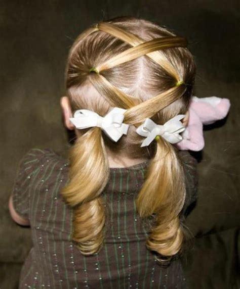 simple hairstyles  girls  short hair kidsomania
