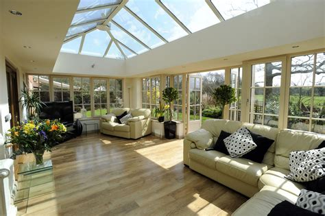 Quantal Aluminium Conservatory systems from Ultraframe