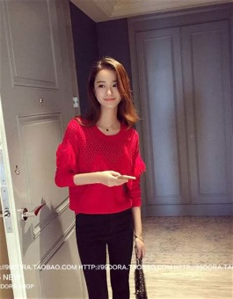 Stok Ready Fashion Busana Wanita Atasan Blouse Arian Blouse baju atasan warna merah simple 2016 jual model terbaru