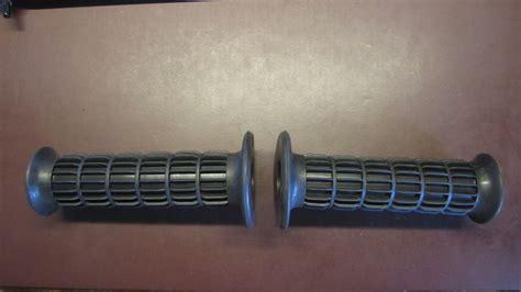 Handgrip Honda honda rubber grips marbles motors