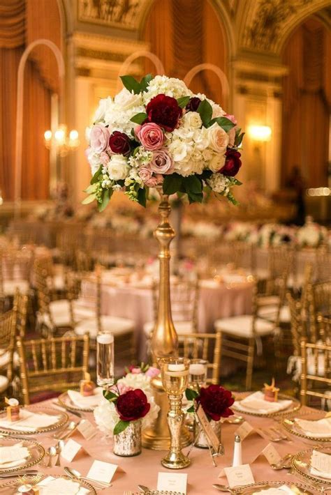 Beautiful centerpiece ideas!   50th anniversary   Wedding