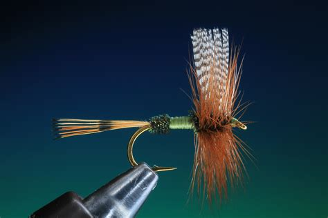fly tying course 9 techniques for traditional dry s