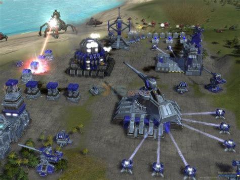 supreme commander supreme commander demo immagini