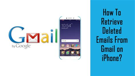 how to retrieve deleted emails from gmail on how to retrieve deleted emails from gmail on iphone