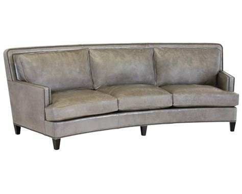 traditional leather sofas sale classic leather paleermo curved sofa 8553 leather