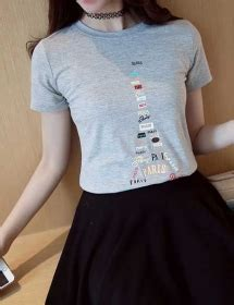 Kaos Fashion Import 47 kaos import t3377 moro fashion