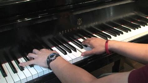 all i want tutorial piano michael buble quot all i want for christmas is you quot piano