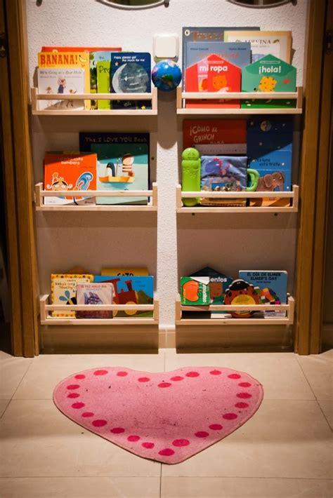 mini libreria ikea una arquitecta almacenaje de libros diy con