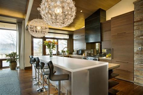 warm modern kitchen wrights road warm and contemporary residence amidst snow