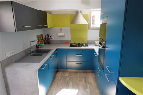 Incroyable Cuisine Bleue Et Blanche #3: Cuisine-bleue-verte-antibes.jpg
