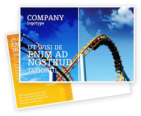 index card roller coaster templates pdf roller coaster flyer template background in microsoft