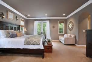perfect master bedroom paint colors white crown molding darker grey walls bedroom sanctuary