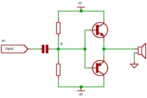 transistor lifier simple basic circuit experiment basic free engine image for user manual