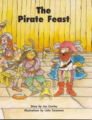 feast your books the pirate feast by cowley reviews discussion