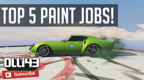 paint nite gta gta top 5 custom paint gta 5 gameplay