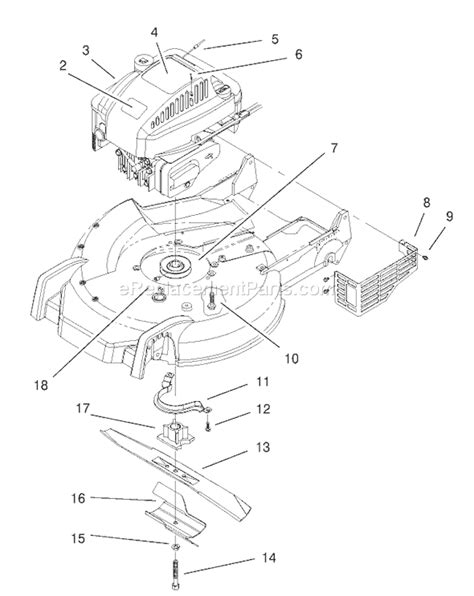 toro personal pace lawn mower parts diagram toro 20042 parts list and diagram 9900001 9999999 1999