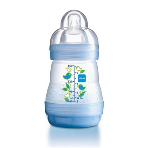 Mam Bottle 160ml mam anti colic self sterilising bottle 160ml