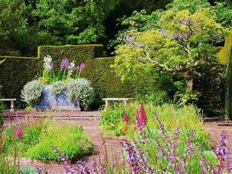 knightshayes court gardens  tiverton  restored
