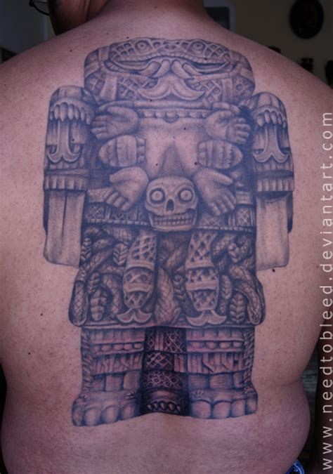 huitzilopochtli tattoo top huitzilopochtli tlaloc images for tattoos