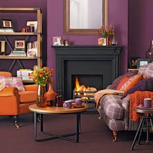 Orange Living Room Decor Monochrome And Orange Living Room Living Room Decorating Ideas Housetohome Co Uk Mobile