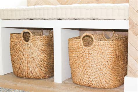 bench style laundry basket 100 laundry basket bench diy drop down laundry