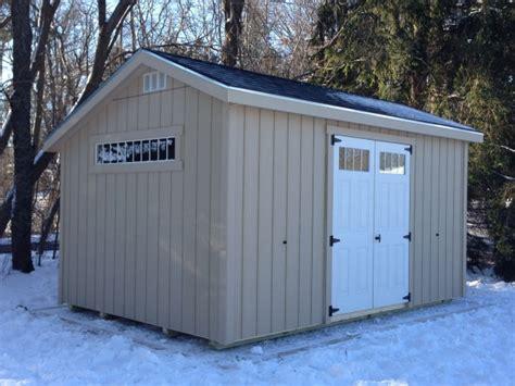 15 X 15 Storage Shed by 10x15quakernashotahwi Mainus Construction Waterford Wisconsin