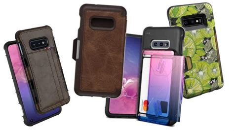 samsung galaxy se wallet cases worth buying