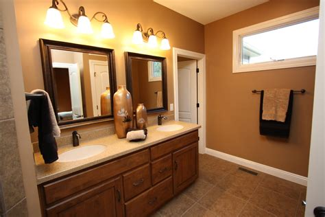 double sink bathroom decorating ideas good looking granite ridge builders method double sink
