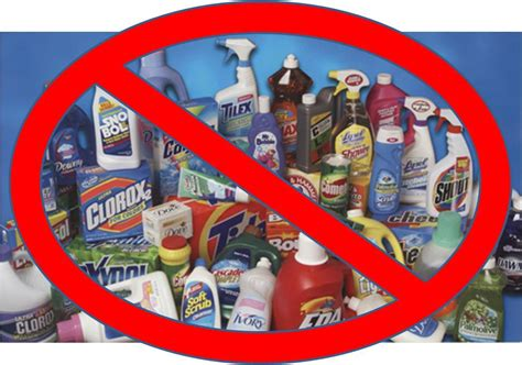 harmful household products be green and eco clean forustobe