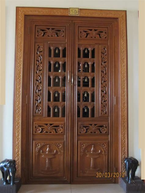 room doors pooja room design home mandir ls doors vastu idols placement pooja room design