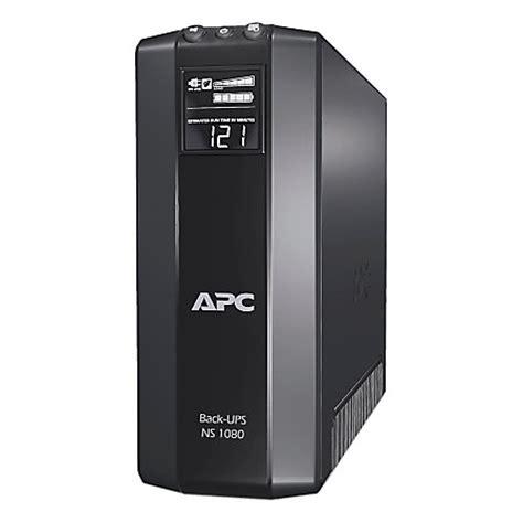 Office Depot Ups Apc Back Ups Xs Series Battery Backup Bn1080g 1080va650