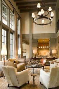 Chandelier For Tall Ceilings How To Decorate A Room With High Ceilings Designed W